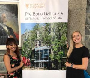 Pro Bono Students Canada at Dalhousie's Schulich School of Law