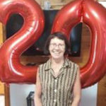 Linda Grandy Recognized For 20 Years' Service At Stepping Stone